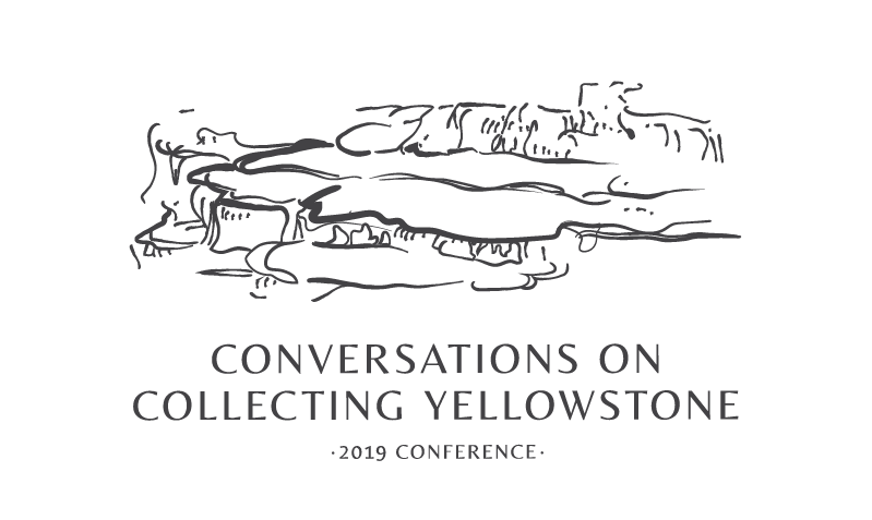 Coversations on Collecting Yellowstone 2019 Conference Logo